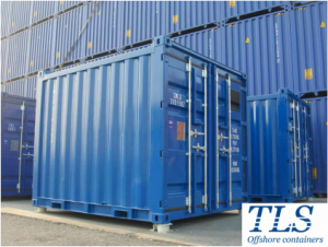 Offshore dry container (10ft, 20ft, 40ft)